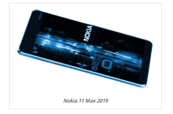 Nokia 11 Max 2019