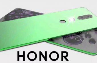 Honor V30 5G Quad 48MP cameras, Price & Release Date!