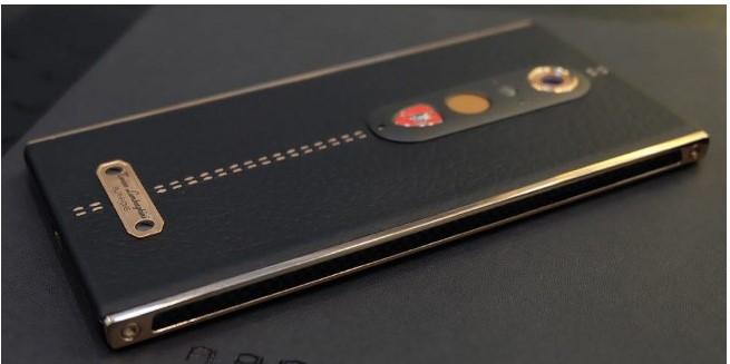 Nokia Lamborghini Mist