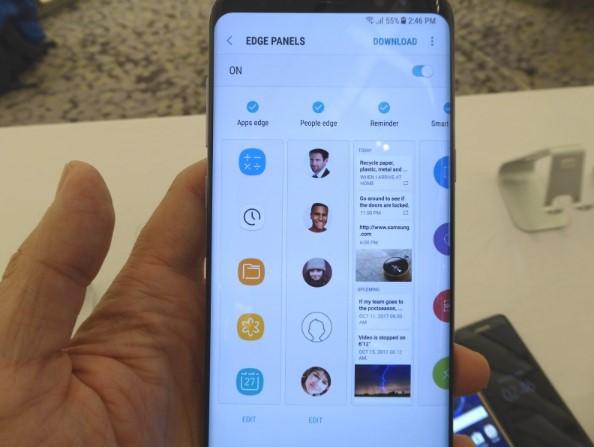 Samsung Galaxy Infinity Edge