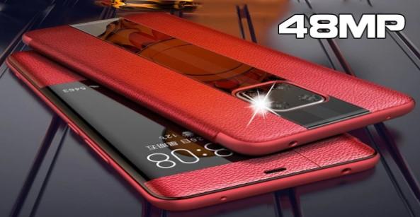 Huawei Mate 30 Porsche Design beast