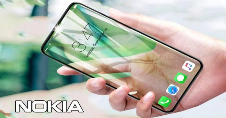 Nokia 8 Edge Premium 2019
