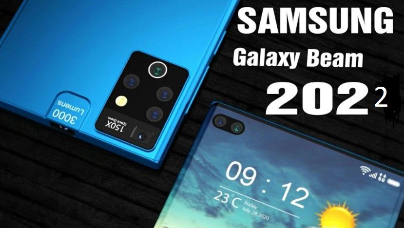 Samsung Galaxy Beam 3 2022
