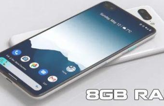 Google Pixel 4XL: 8GB RAM, Dual cameras, Snapdragon 855 chipset!