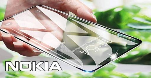 Nokia X Max 2020