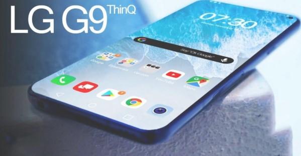 LG G9 ThinQ 2020