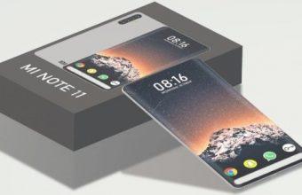 Xiaomi Mi Note 11 2020 specs: 5500mAh battery, penta 108MP Cameras!