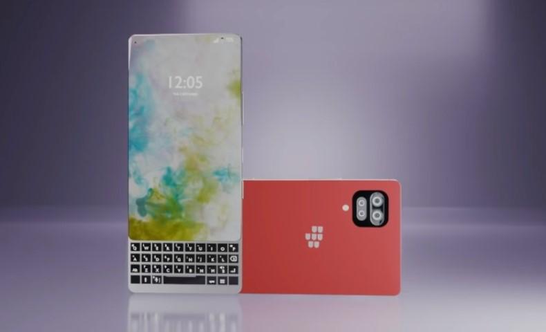 Blackberry Key3 2021