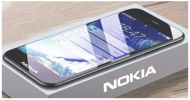 Nokia Alpha Pro Max 2021