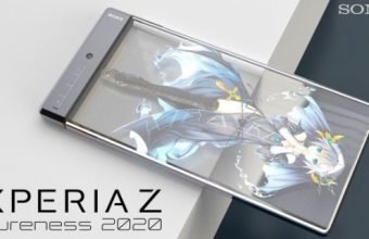 Sony Xperia Z Pureness 2020: 5G Support, 8GB RAM and 4000mAh Battery!
