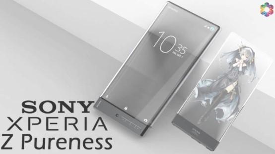 Sony Xperia Z Pureness 2020