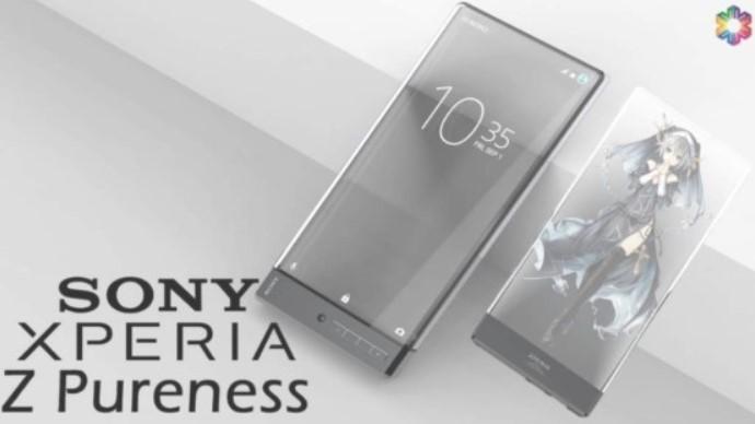 Sony Xperia Z Pureness 2021