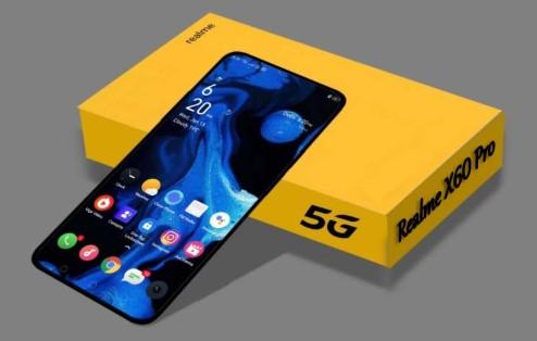 Realme X60 Pro