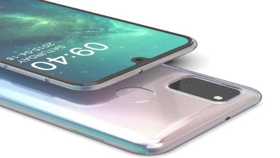 Samsung Galaxy M30s new version