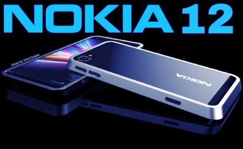 Nokia 12 2020