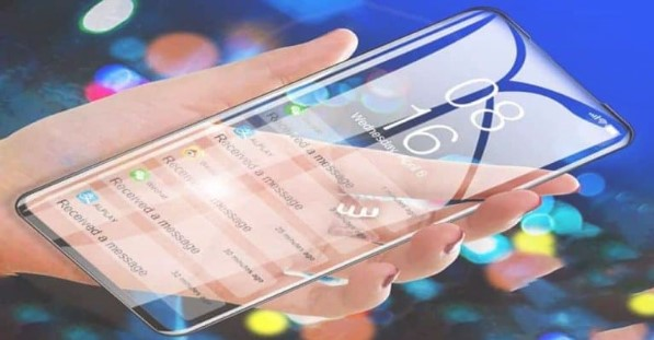 Huawei Mate 40 Edge 2020