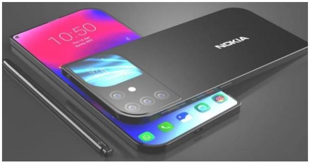 Nokia Mate Edge Ultra 2020