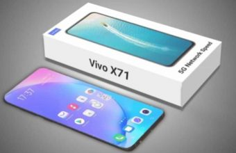 Vivo X71 5G: 5000mAh Battery, Quad 64MP Cameras, 12GB RAM!