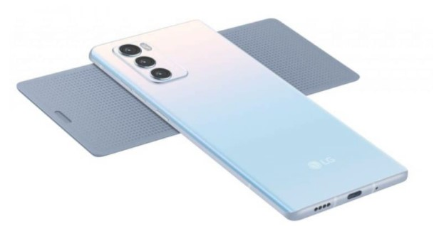 LG Wing 2 5G