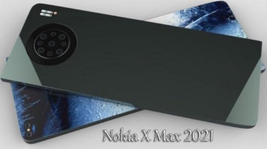 Nokia X Max 2021