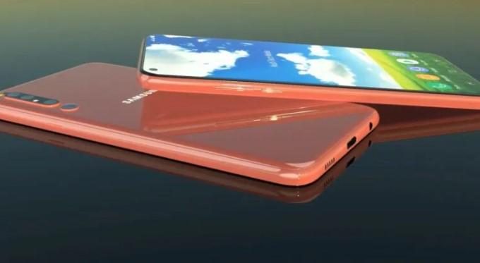 Samsung Galaxy A100 5G 2021