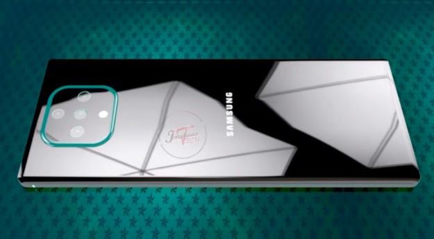 Samsung Galaxy F61
