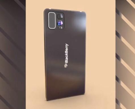 Blackberry Z3 5G 2021