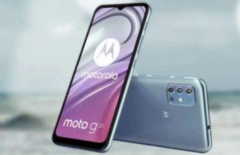 Motorola Moto G20 Plus 5G 2021: Specs, Price & Release Date