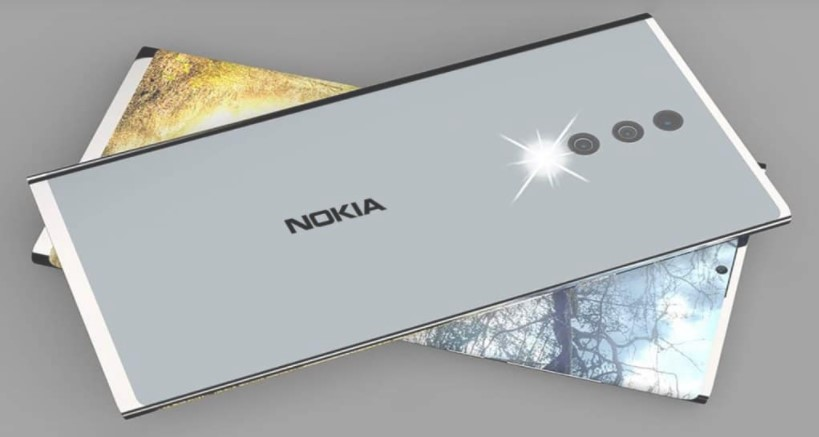 Nokia F1 2021