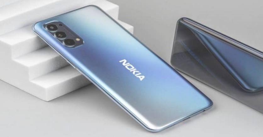 Nokia McLaren Mini 2021