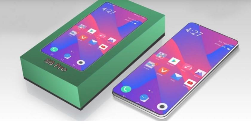 Nokia S8 Pro