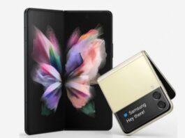 Samsung Galaxy Z Fold3 5G 2021