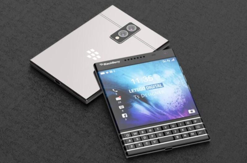 Blackberry Passport 2 5G