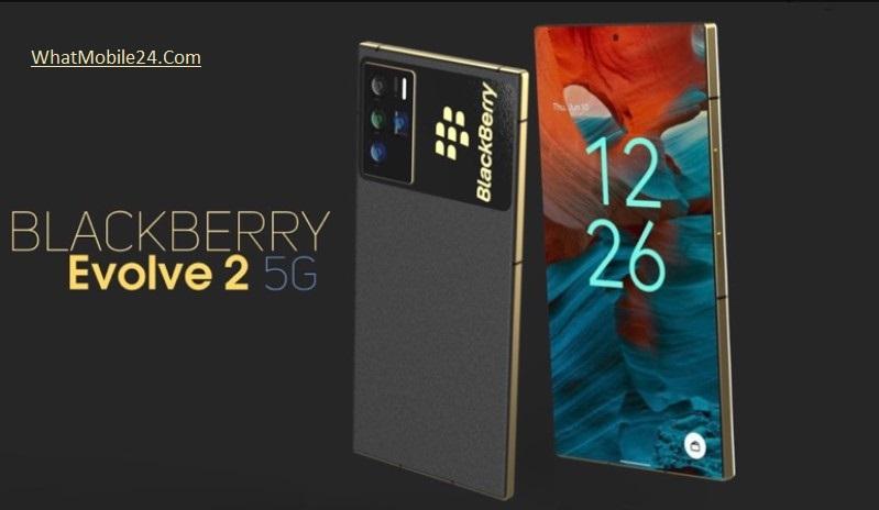 Blackberry Evolve X2 5G