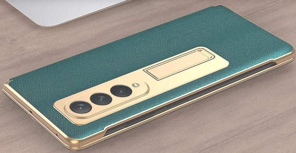 Foldable Samsung W22 5G Smartphone