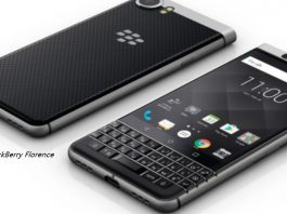 BlackBerry Florence 5G