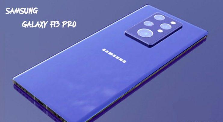 Samsung Galaxy F13 Pro